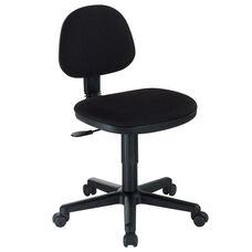 Comfort Economy Office Height Task Chair - Black