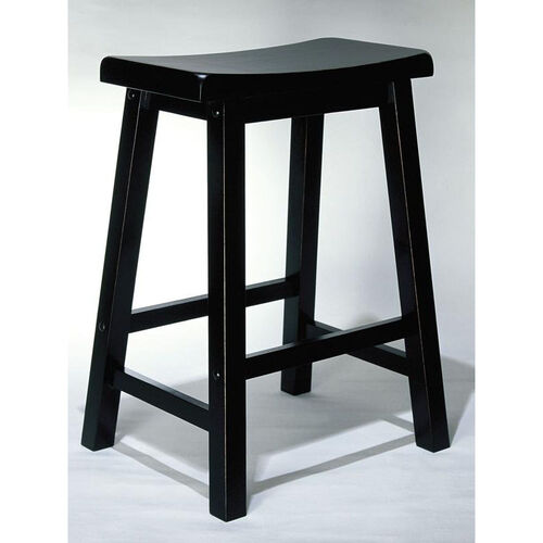 Our Saddle Stool - Antique Black is on sale now.