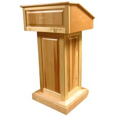 Counselor Podium - Character Maple