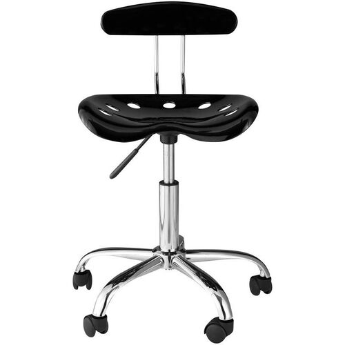 Our OneSpace Computer Task Chair with Tractor Seat and Back - Black is on sale now.