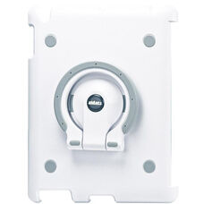 MultiStand for Various Generation iPads - White Shell with White and Gray Ring