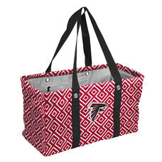Atlanta Falcons Team Logo Double Diamond Picnic Carry All Caddy