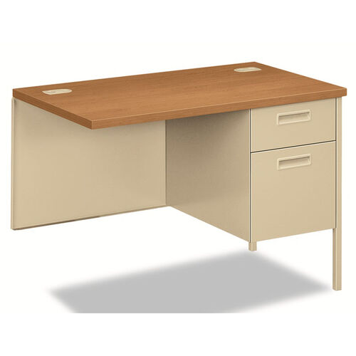 Our HON® Metro Classic Series Workstation Return - Right - 42w x 24d - Harvest/Putty is on sale now.