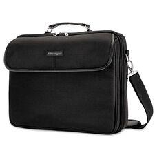 Kensington® Simply Portable 30 Laptop Case - 15 3/4 x 3 x 13 1/2 - Black