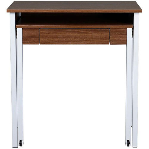 Our Techni Mobili Retractable Student Desk with Storage - Walnut is on sale now.
