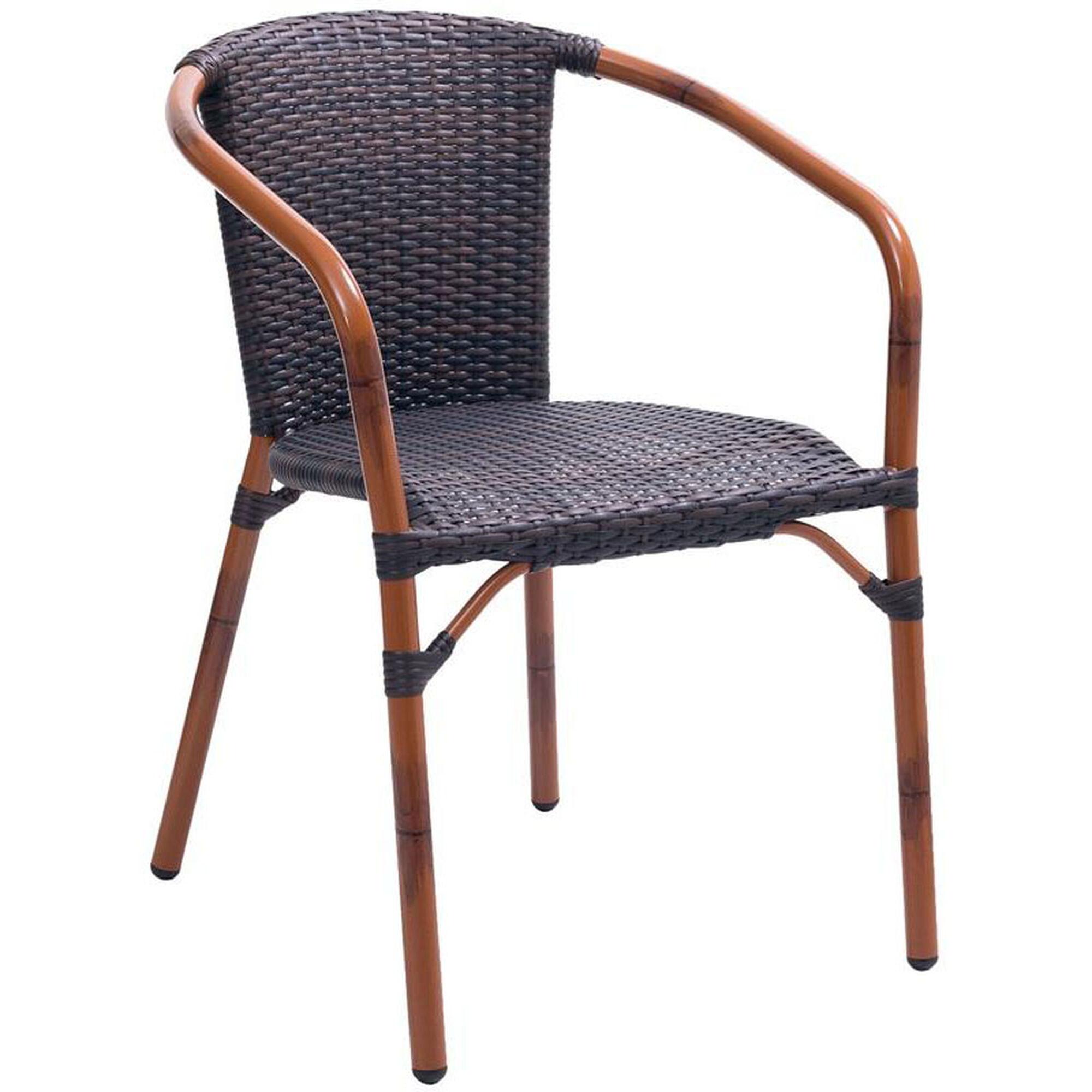 Florida Seating Cafe 01 Safari Brown Fls Bizchair Com