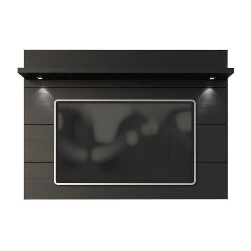 Our Cabrini 1.8 Front Panel TV Mount with Overhead LED Lights and Shelf is on sale now.