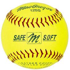 Safe/Soft Training Softballs - 1 Dozen in Yellow