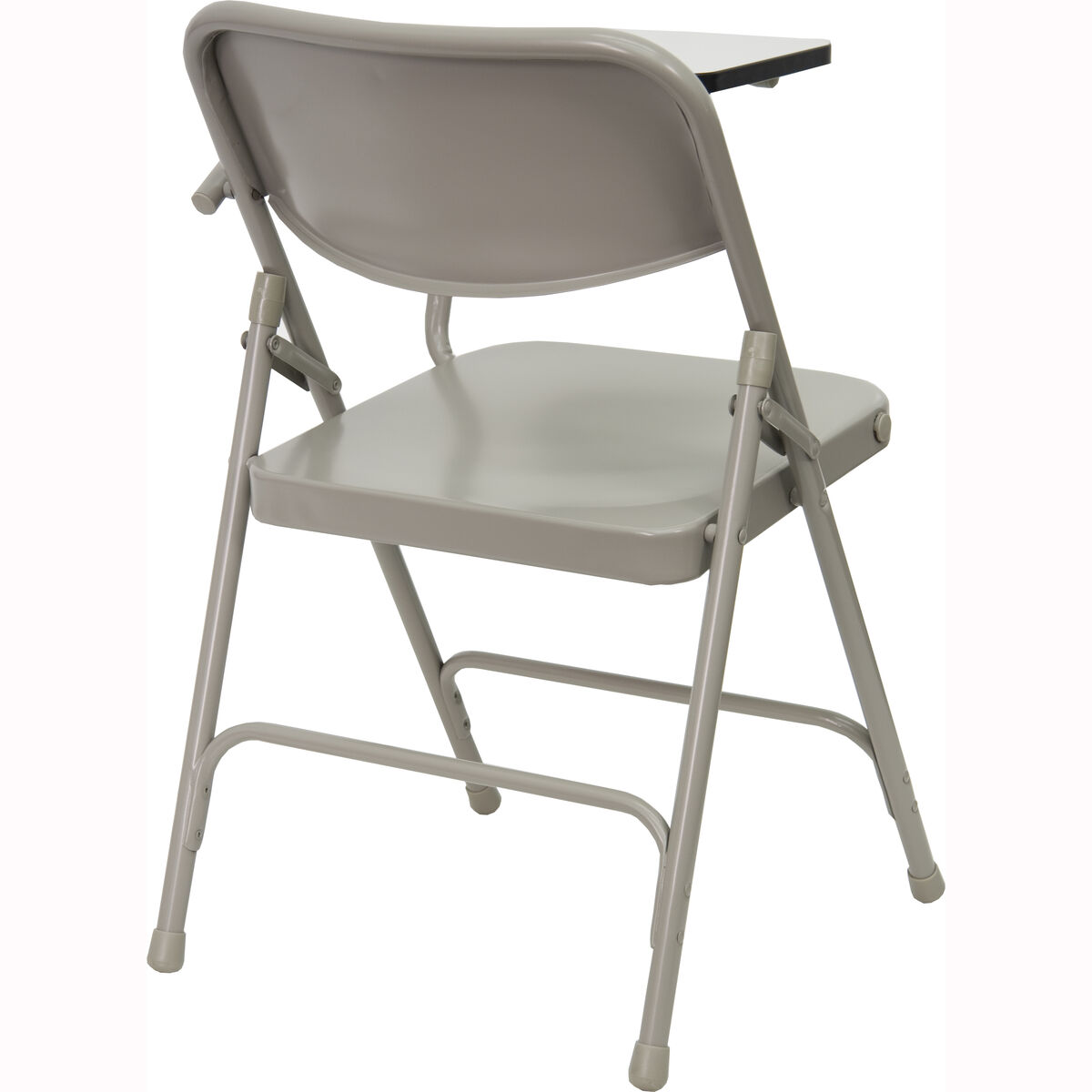Magnificent Premium Steel Folding Chair With Left Handed Tablet Arm Caraccident5 Cool Chair Designs And Ideas Caraccident5Info