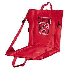 North Carolina State University Team Logo Bi-Fold Stadium Seat