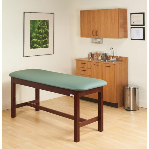 Our Flat Top H-Brace Treatment Table - 27