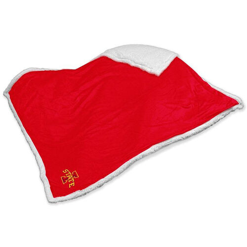 Our Iowa State University Team Logo Sherpa Throw is on sale now.