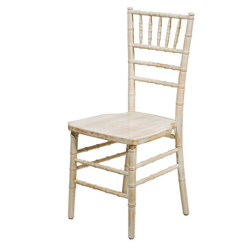 Our American Classic White Wash Wood Chiavari Chair is on sale now.