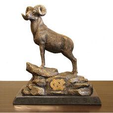 North Carolina Tar Heels Tim Wolfe Sculpture