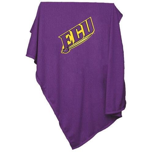 Our East Carolina University Team Logo Sweatshirt Blanket is on sale now.