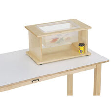 Stackable Eco Lab with Removable Cubbie Tray