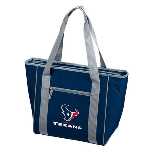 Our Houston Texans Team Logo 30 Can Cooler is on sale now.