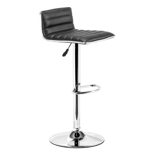 Equation Bar Chair in Black