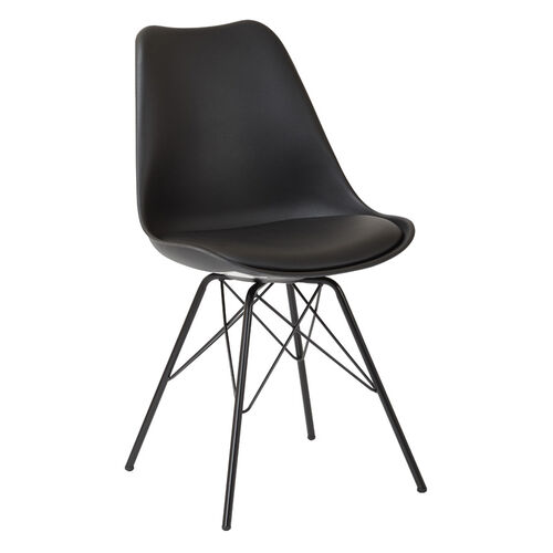 Our Ave Six Emerson Side Chair - Set of 2 - Black is on sale now.