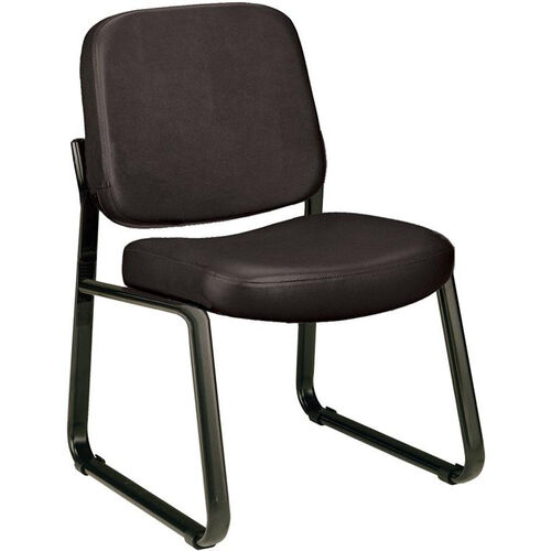 Our Anti-Microbial and Anti-Bacterial Vinyl Guest and Reception Chair - Black is on sale now.