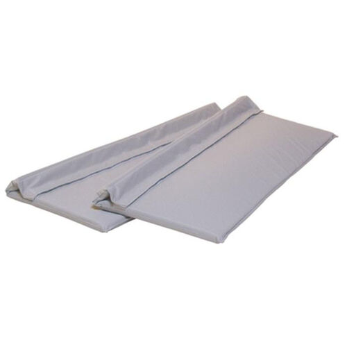Our Antimicrobial Cushion Ease Side Rail Pads - Gray Vinyl is on sale now.