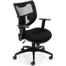Parker Ridge Executive Mesh Chair - Black