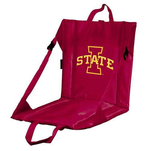 Iowa State University Team Logo Bi-Fold Stadium Seat