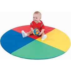 Four Color Pie Play Mat