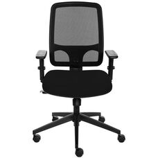 Sync Adjustable Height Task Chair with Mesh Back