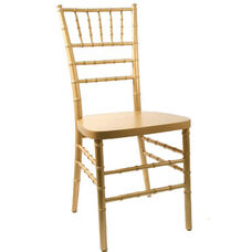 American Classic Gold Wood Chiavari Chair