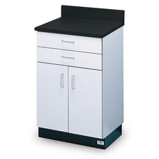 Pro-Line™ Professional 24'' W x 36'' H Base Cabinet with Two Doors and Two Drawers