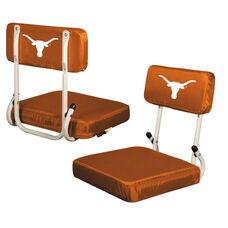 University of Texas Team Logo Hard Back Stadium Seat