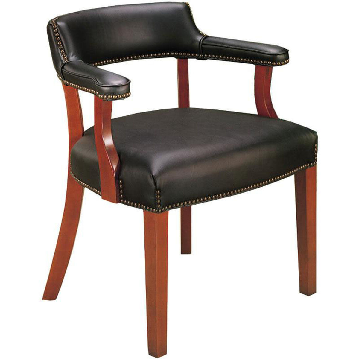 High Point Furniture Industries Quick Ship Traditional Series Captain 39 S Arm Chair 4013