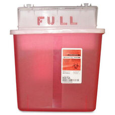 Covidien Sharpstar 5 Qt Sharps Container with Lid