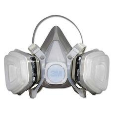 3M Dual Cartridge Respirator Assembly 52P71 - Organic Vapor/P95 - Medium