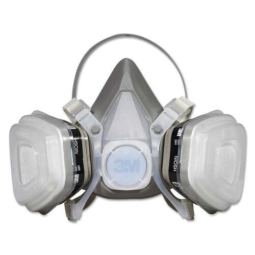 Our 3M Dual Cartridge Respirator Assembly 52P71 - Organic Vapor/P95 - Medium is on sale now.