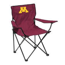 University of Minnesota Team Logo Folding Quad Chair