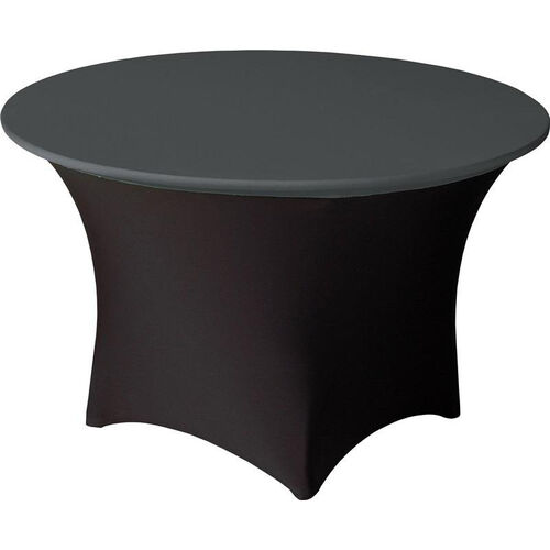 Our Round Contour™ Table Cover Cap is on sale now.