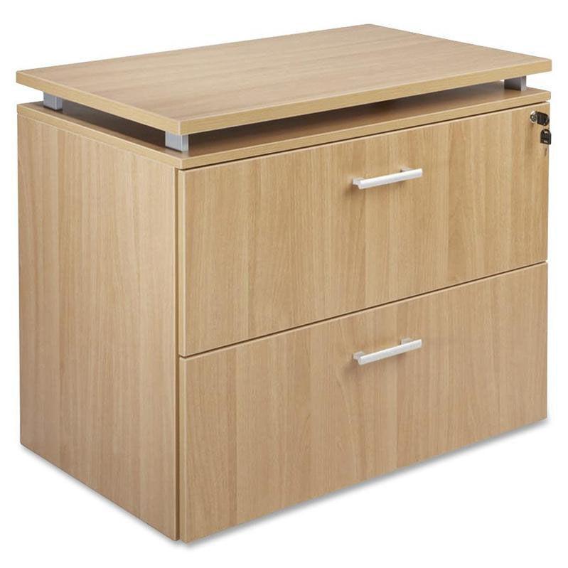 ... Our Lorell 2  Drawer Lateral File   Lock   22u0027u0027W X 30