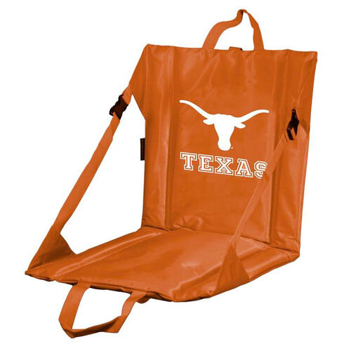 University of Texas Team Logo Bi-Fold Stadium Seat