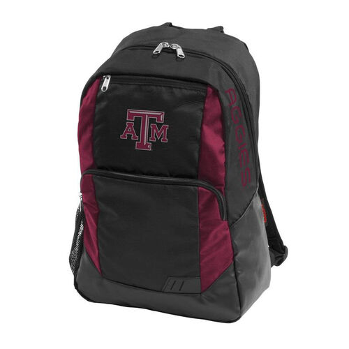 Texas A&M University Team Logo Closer Backpack