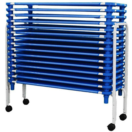 Our Powder Coated Steel Cot Caddy - 56
