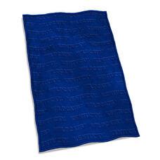 University of Kentucky Team Logo Velvet Plush Blanket