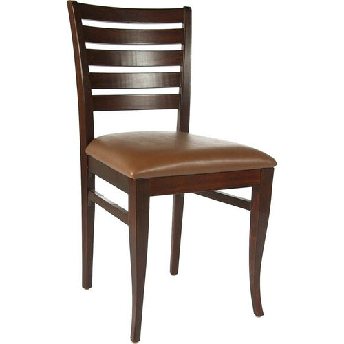 Our Ladder Back Side Chair in Medium Oak Wood Finish is on sale now.