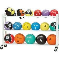 Deluxe Medicine Ball Cart
