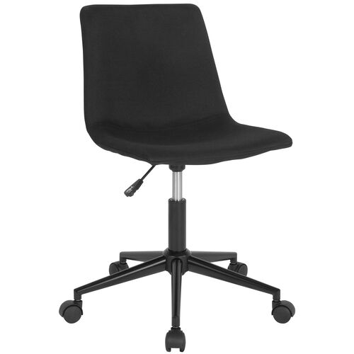 Our Siena Home and Office Task Chair in Black Fabric is on sale now.