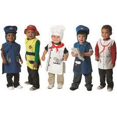 Community Helper Tunics - Set of Five