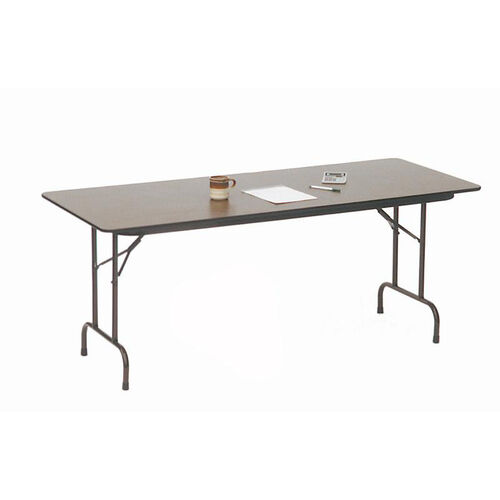 Our Fixed Height Rectangular Melamine Top Folding Table - 36