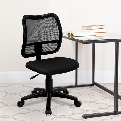 Mid-Back Mesh Swivel Task Office Chair
