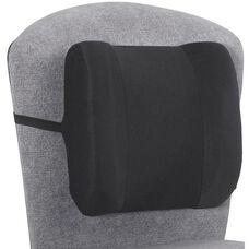 Remedease® Anti Allergenic Foam High Profile Backrest - Set of Five - Black